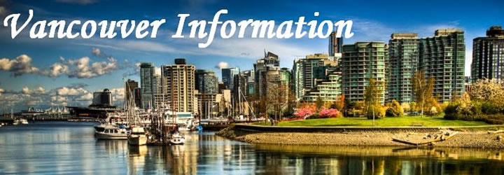 Vancouver Information